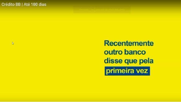 Banco do Brasil alfineta