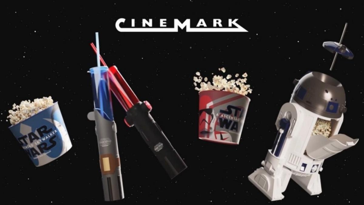Cinemark é notificado por combo de Star Wars: entenda o motivo
