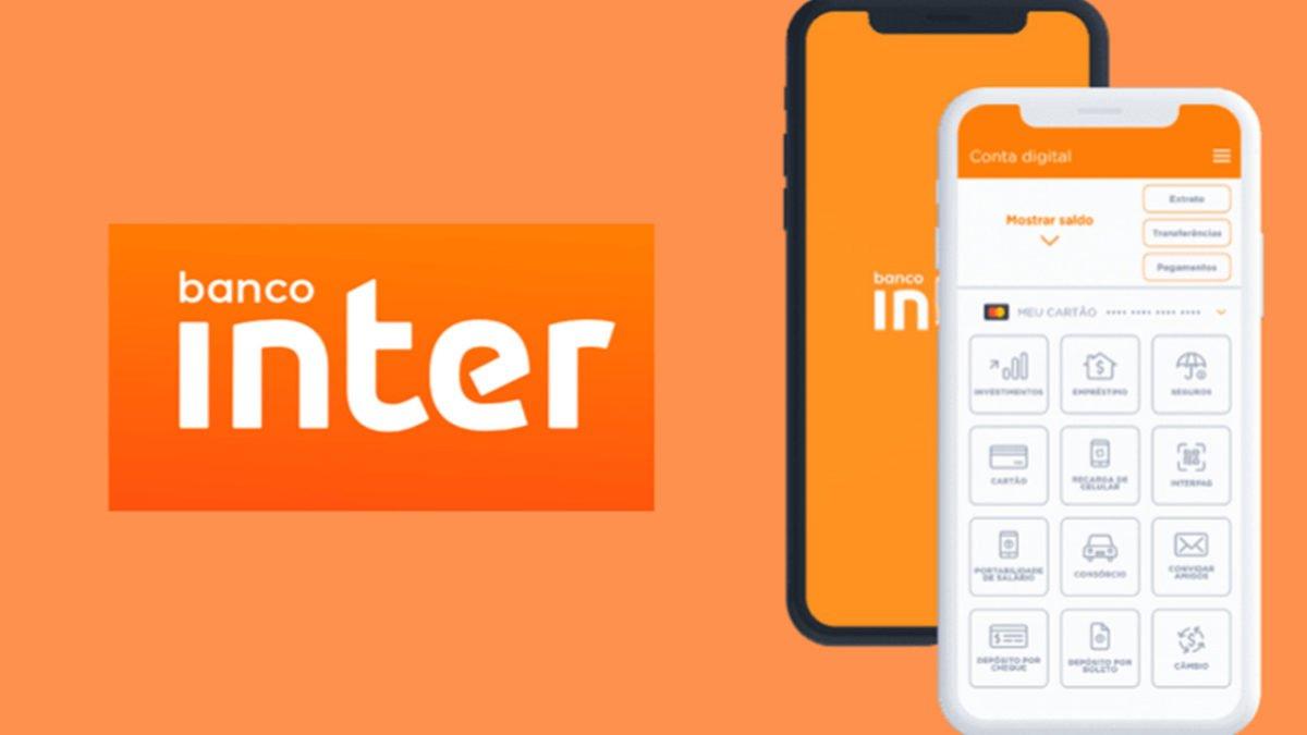 Clientes do Banco Inter não conseguem mais fazer transferências e nem pagamentos pelo Internet Banking
