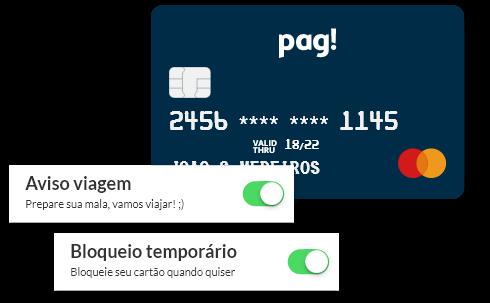cartao de credito sem anuidade PAG