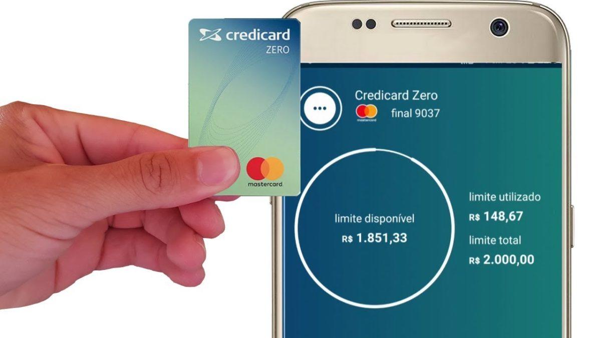 Credicard ZERO é sem anuidade e oferece descontos ILIMITADOS em mais de 25 parceiros