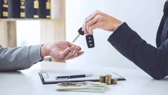 Crédito para veículos cresce