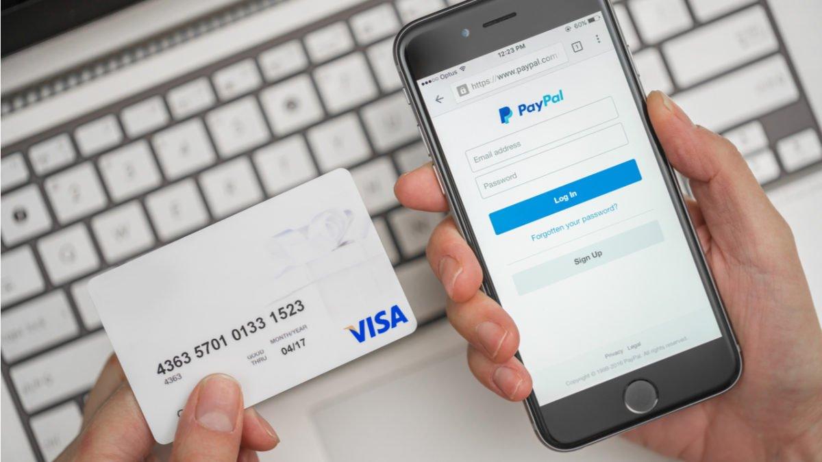 Cuidado: golpe no PayPal rouba credenciais e dados do cartão de crédito
