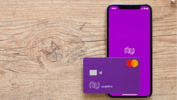 Nubank liberando cartões