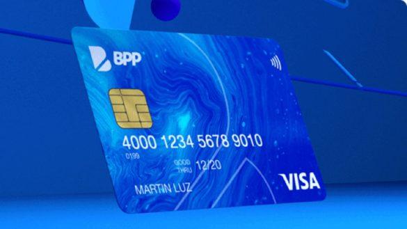 BPP uso de cartoes pre-pagos