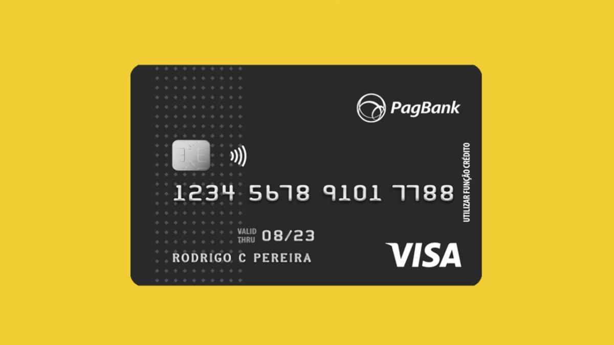 Cartão de crédito PagBank: dica quente para quem tem score baixo e quer um bom limite