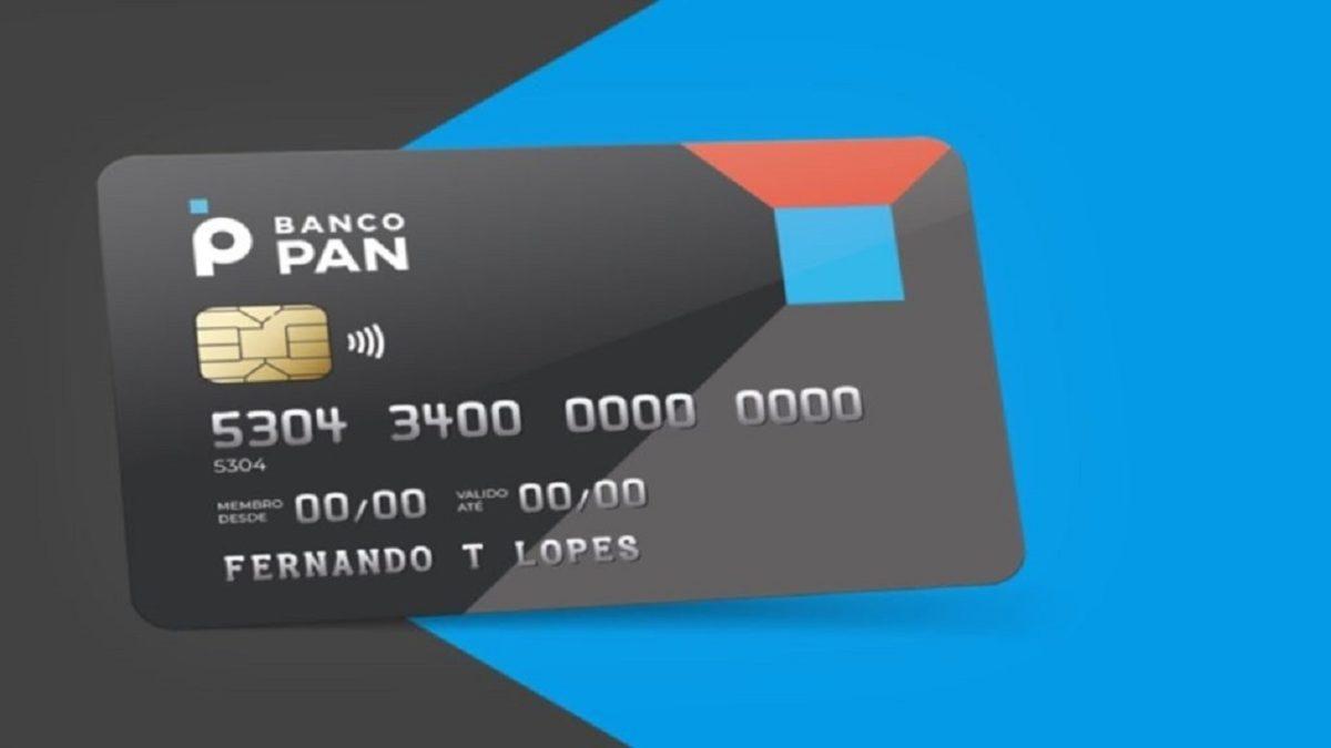 Não consegue cartão de crédito? Você pode ter um cartão PAN pré-aprovado no Serasa eCred!