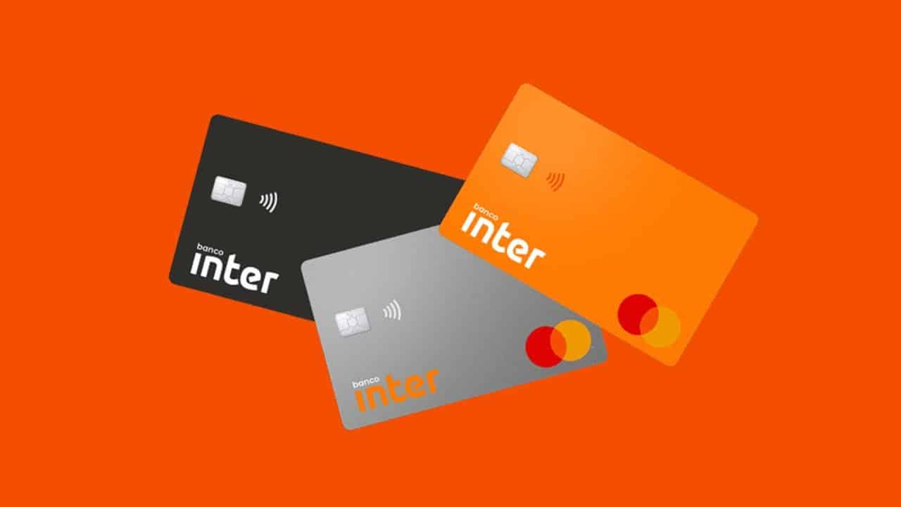 cartões de crédito sem anuidade do Banco Inter