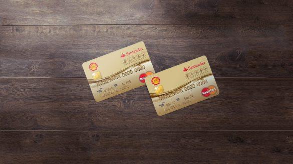 cartão de crédito Shell Santander