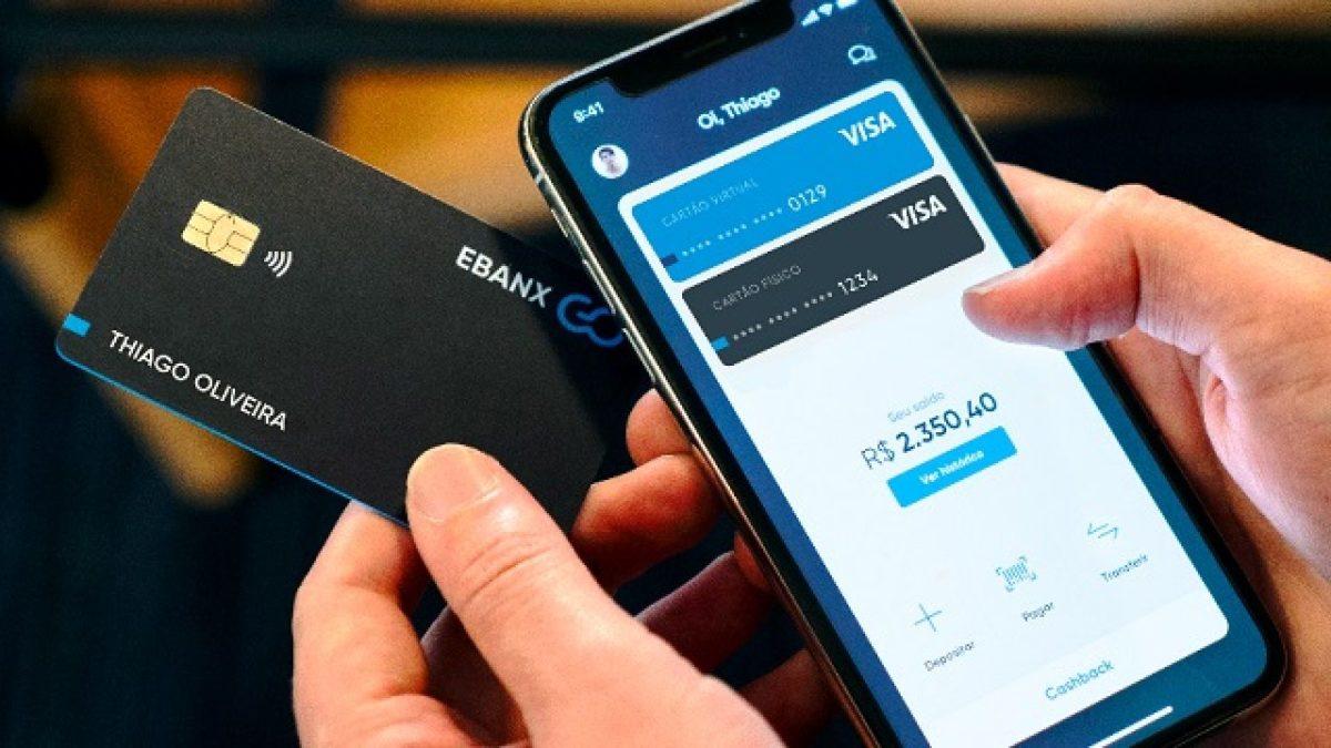 Ebanx lança conta digital grátis, concorrente do Nubank e com cashback de 5% no AliExpress e Spotify