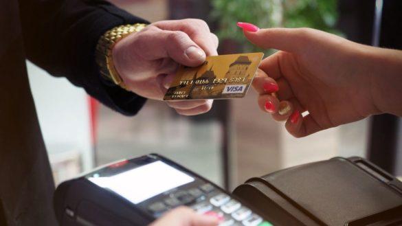 emprestar cartao de credito