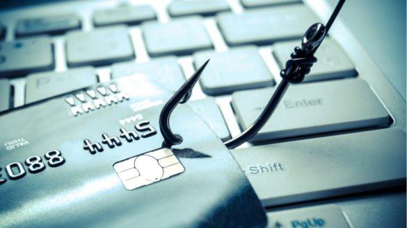 golpes de Phishing