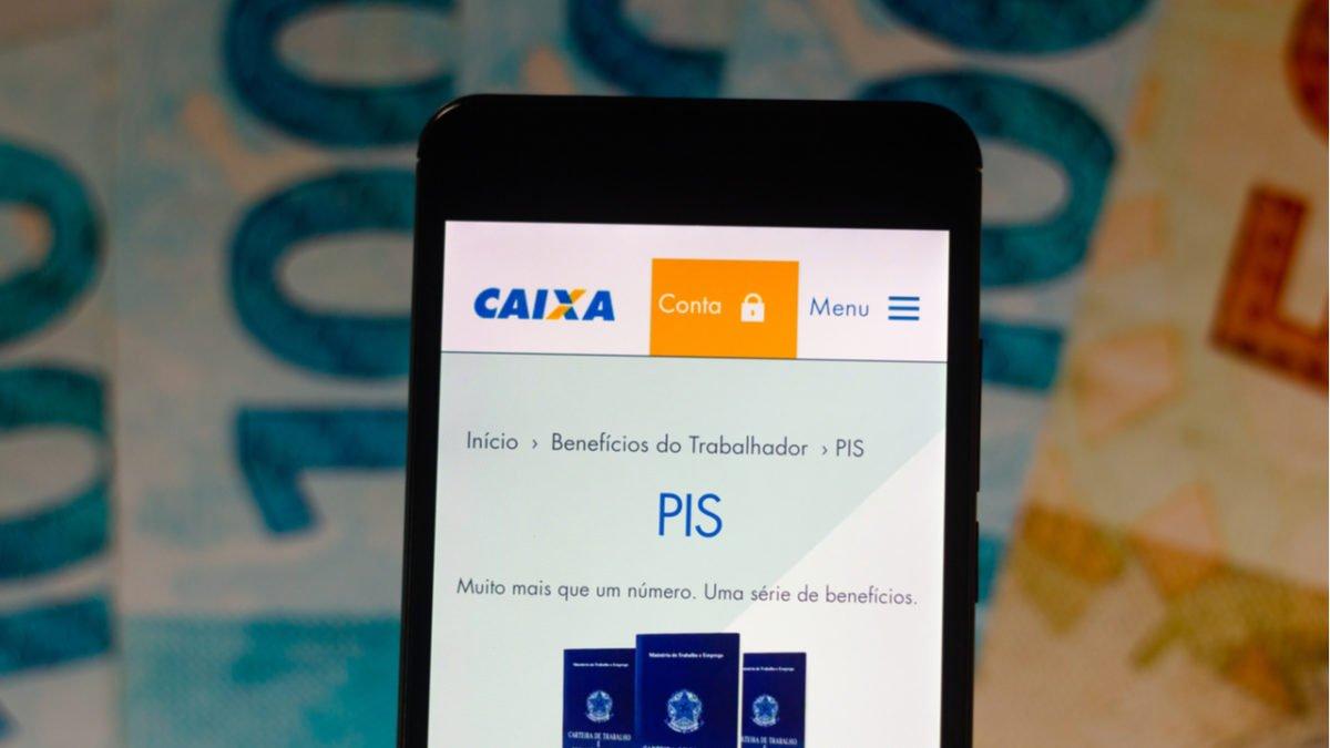 Primeiro lote do PIS é liberado pela Caixa, com valores até R$ 1.039