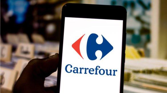 Atendimento do site Carrefour