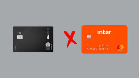 Banco Inter ou C6 Bank