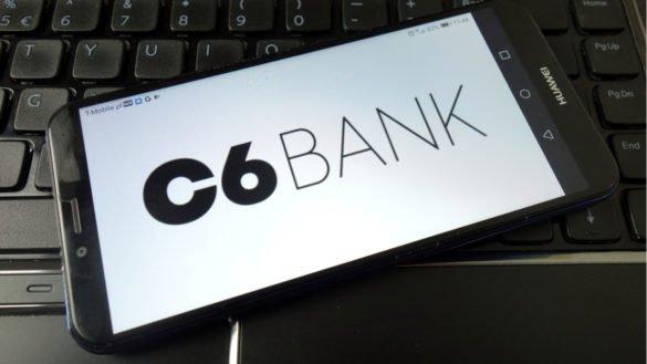 C6 Bank cartão virtual