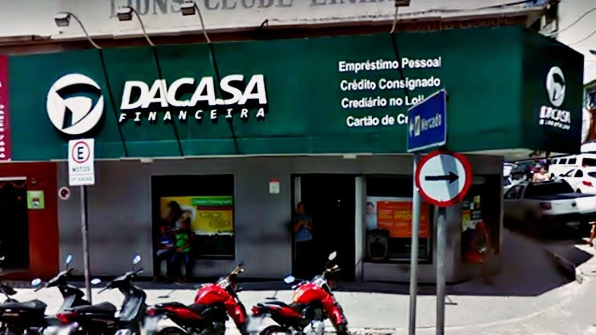 Banco Central decreta liquidação da Financeira Dacasa e corretora Uniletra