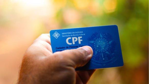 monitoramento GRÁTIS do CPF