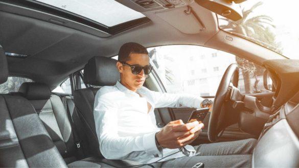 parceria entre Banco Inter e Uber