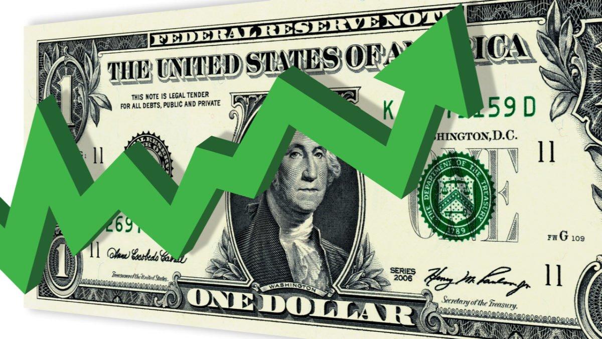 Dólar bate recorde nominal pela 4ª vez consecutiva, e fecha a R$ 4,3505