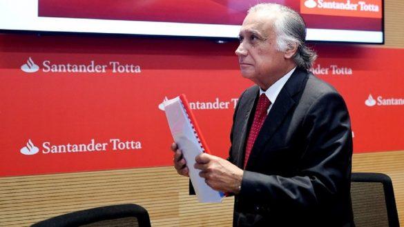 presidente do Santander