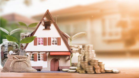 taxas de financiamento imobiliario