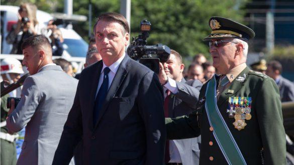 Bolsonaro reabrir o comercio