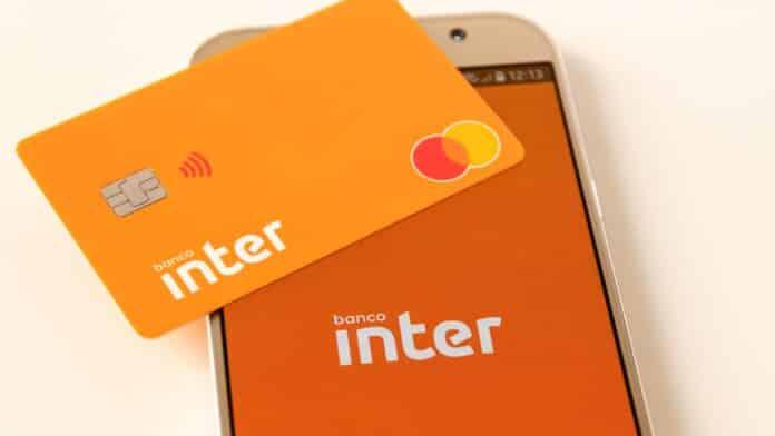 Banco Inter esta oferecendo 10% de cashback