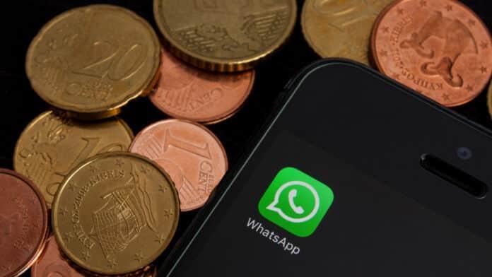 pagamentos WhatsApp