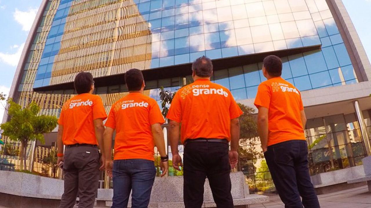 Nova sede do Banco Inter em BH
