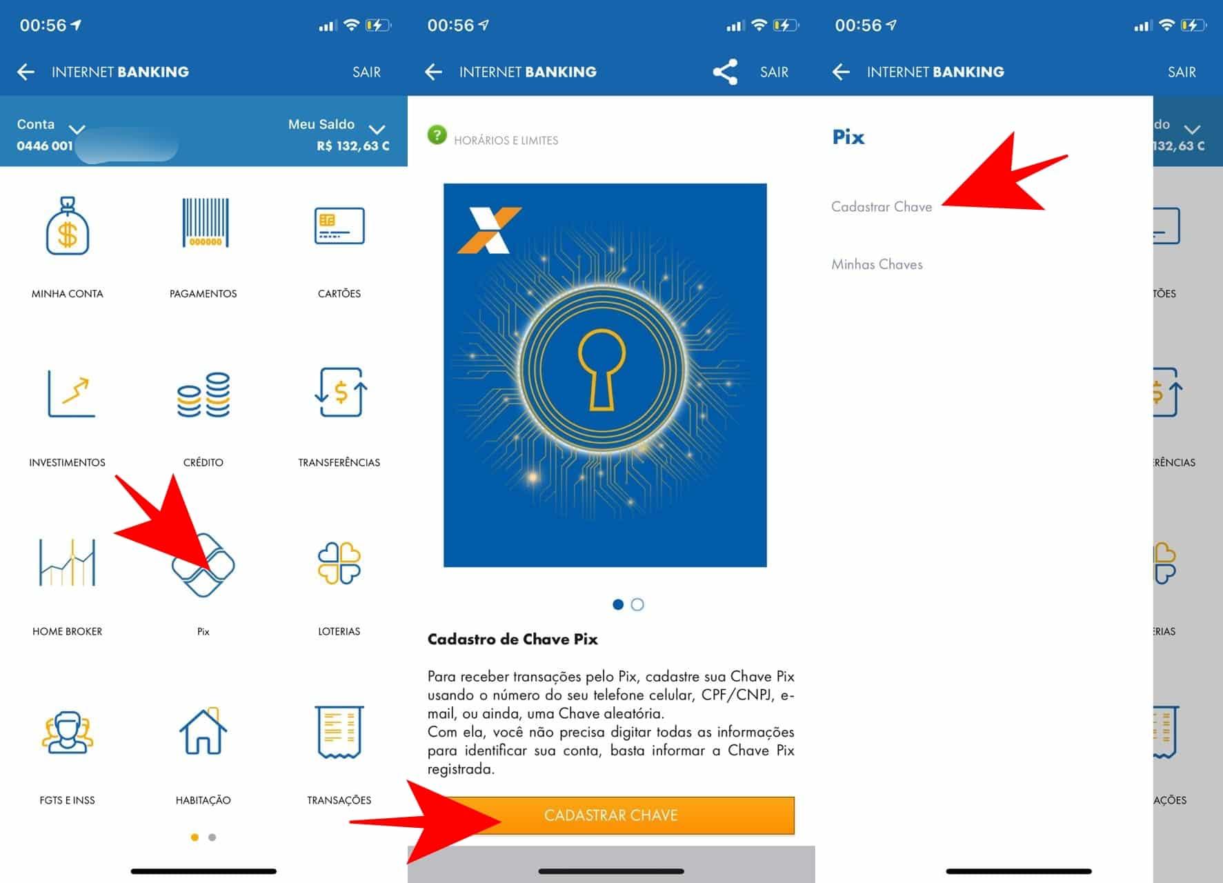 Como fazer a portabilidade de uma chave PIX para qualquer banco