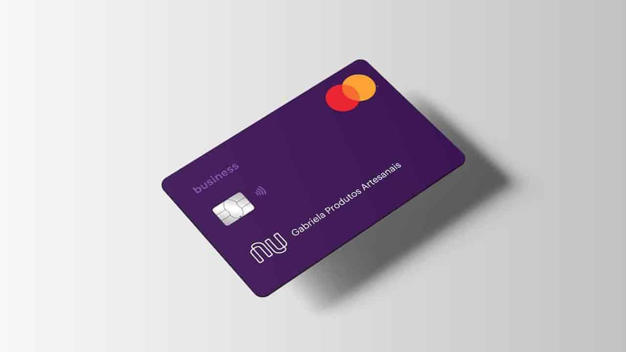 Nubank libera cartões PJ