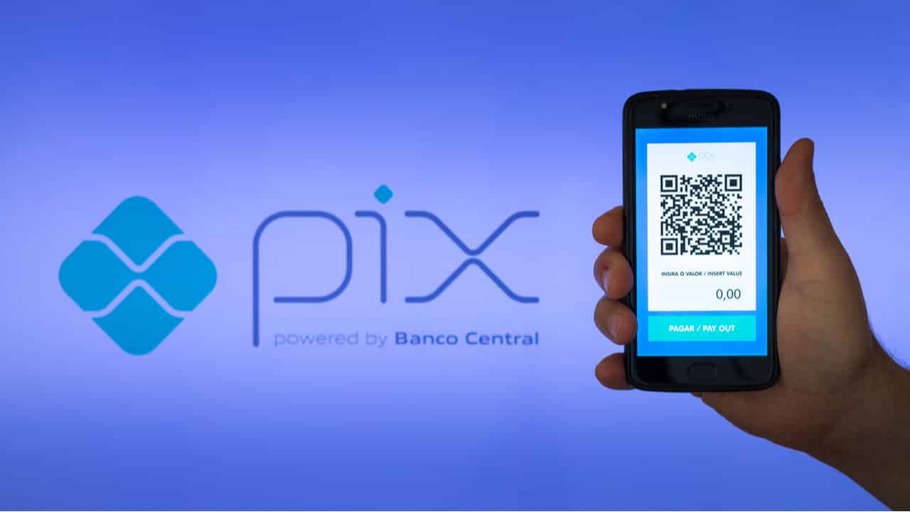 Como funciona o Pix