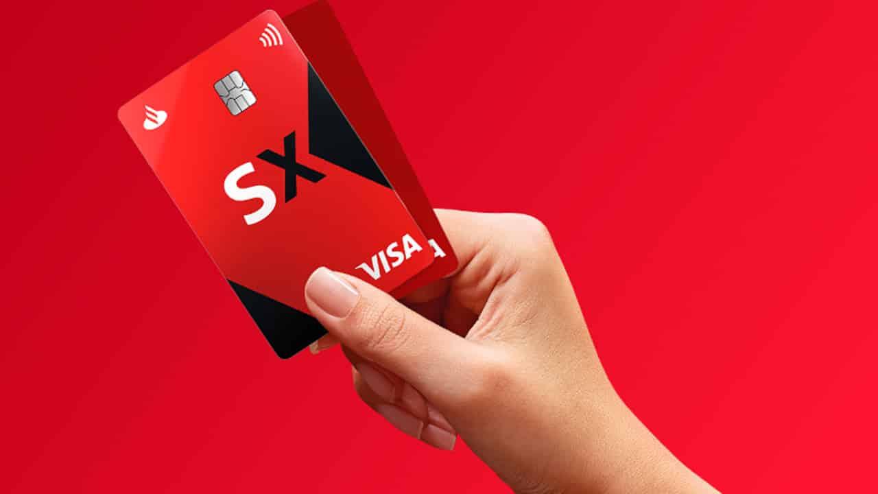 Santander SX VISA Gold