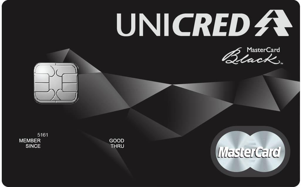 UNICRED Mastercard Black