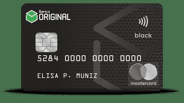 Original Mastercard Black