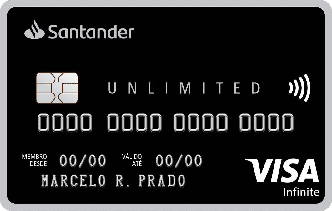 Santander Unlimited Black