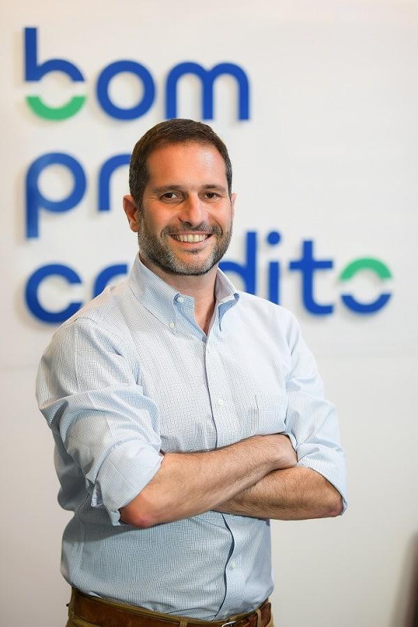 Ricardo Kalichsztein - CEO e Fundador do Bom Pra Crédito