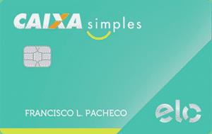 cartão de crédito consignado caixa simples