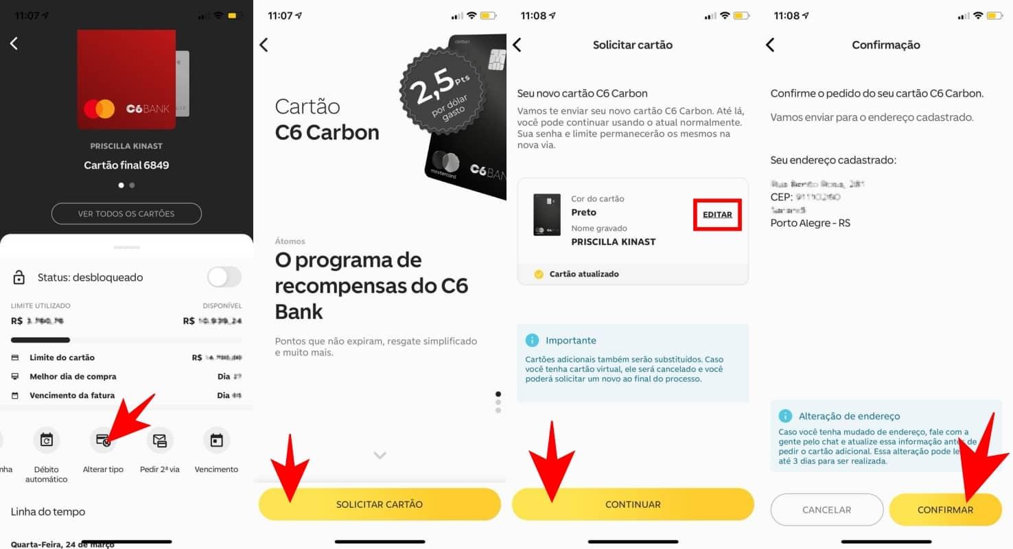 C6 Carbon