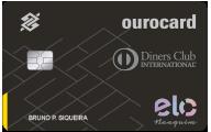 cartão de crédito empresarial ourocard elo nanquim diners club