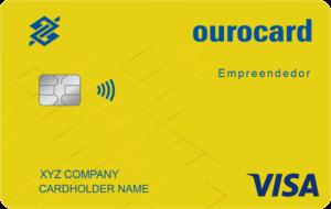 cartao de credito ourocard empreendedor internacional visa