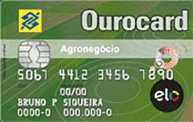 cartao banco do brasil agronegocio elo