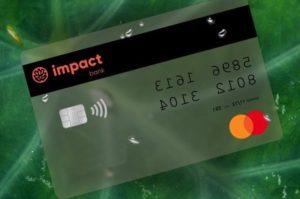 Impact Bank cartão