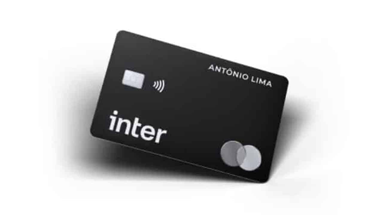 cartão Black do Banco Inter
