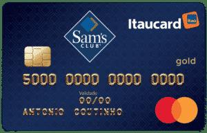 cartão Sam's Club