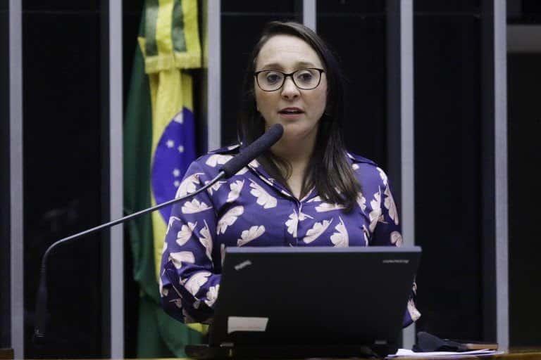 deputada federal Renata Abreu