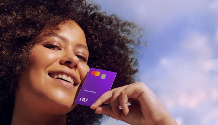 Crescendo, Nubank comemora 40 milhões de clientes no Brasil