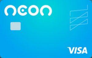 Cartão de crédito Neon Visa Classic