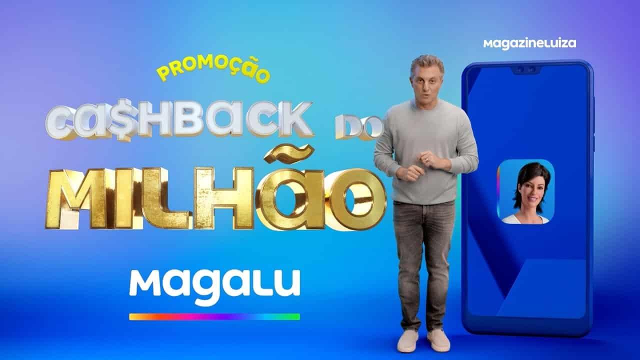 Cashback do Milhão Magalu